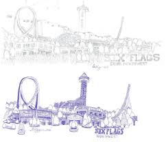 tpr and theme park artwork page 61 theme park review