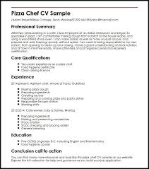 Culinary Resume Skills Examples Sample by Chef Resume Chef Resume 2 Chef Resume Sample Examples Sous