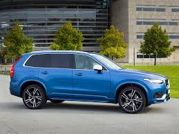 2016 volvo xc90 r design shows more aggressive design and 22 inch