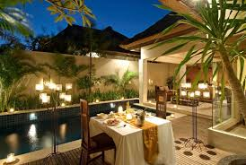 Balinese Style Bungalow In Kuala by Indonesian Architecture Design Modern Architectural House Designs