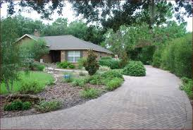 photos of a florida friendly landscape makeover in manatee county