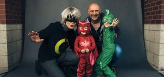 the mask costume pj masks family costumes totes and the city