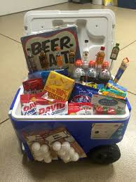 gifts for a chest gift basket 21st birthday for a my diys