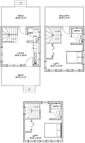 collection of 16 x 16 cabin floor plans innovation simple floor 16x16 tiny house 16x16h22c 671 sq ft excellent floor plans
