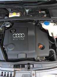 audi b7 engine audi a4 b7 2 0 tdi 93 k bre engine for parts in linwood