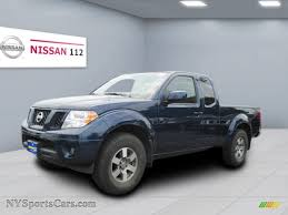 nissan frontier king cab 4x4 2010 nissan frontier pro 4x king cab 4x4 in navy blue 432228