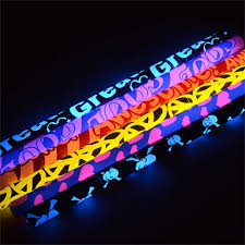 glow sticks in bulk bulk play glow wrapped mega glow sticks 12 in at dollartree