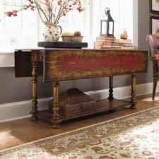 Drop Leaf Console Table Drop Leaf Console Sofa Tables You Ll Wayfair
