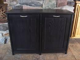 kitchen trash cabinet tilt out trash cabinet plans best home furniture decoration