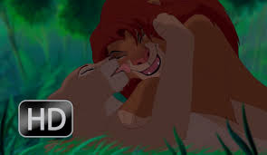 lion king simba u0026 nala fall love hd