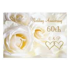 60th wedding anniversary invitations 60th anniversary invitations announcements zazzle