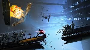 full hd wallpaper star wars force unleashed stormtrooper art