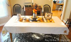 diy thanksgiving tablescape beatnik