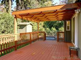 Patio And Deck Ideas Photos Of Partially Covered Decks Google Search For The Home