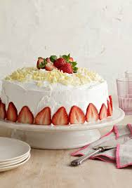 white chocolate strawberry tres leches cake u2013 it looks like the