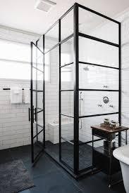 Bathroom Shower Floor Ideas Attractive Black Tile Bathroom Floor And Best 25 Black Shower