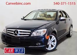 2008 mercedes c 300 2008 mercedes c class c300 luxury sedan fredericksburg va