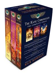 the kane chronicles the complete series rick riordan john rocco