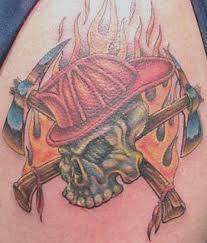 the 25 best firefighter tattoos ideas on pinterest fireman