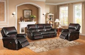 leather livingroom set amax nevada 3 leather living room set reviews wayfair
