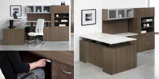Stand Sit Desk Add Sit Stand Functionality