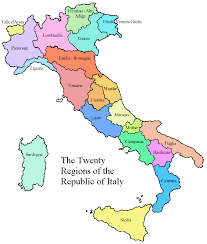 italy map map of italy caring for italians