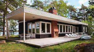 mid century modern home in sweden beautiful home design youtube