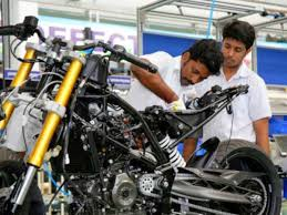 bmw manufacturing plant in india bmw g310r begins production at tvs plant in india drivespark
