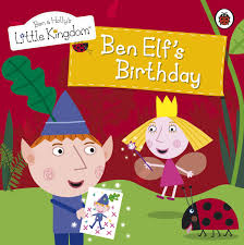 ben and holly u0027s little kingdom the toy robot storybook ben
