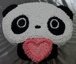 panda cake template 197 best panda cakes images on baking pandas and bamboo