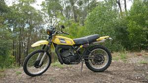 vintage yamaha motocross bikes how to build a scrambler a guide on what it takes to build your own