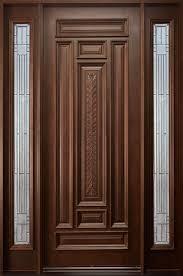 charming solid front door designs gallery best inspiration home