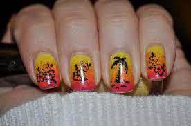 mellow yellow nail arts designs 2015 summer