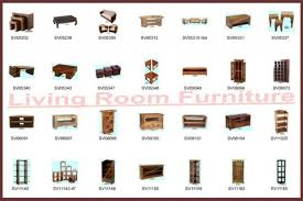 List Of Living Room Furniture Living Room Items List Design Decoration