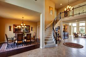 exellent custom home interiors throughout decor