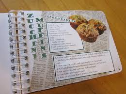 diy cookbook cook book ideas pinterest craft scrapbook