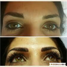 forouz beauty u2013 toronto eyebrow hair extension and mink eyelash