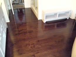 stained hardwood floors kitchen woods refinish