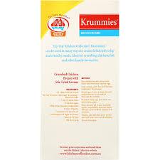 Kitchen Collection Com Krummies Breadcrumbs 375g Woolworths