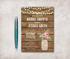 Mason Jar Bridal Shower Invitations Mason Jars Bridal Shower Ideas Bridal Shower Ideas Themes