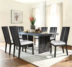 Dining Room Collections 7 Piece City Lights Dining Room Collection
