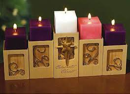 advent candles square advent candles