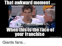 Awkward Moment Meme - that awkward moment my when thiswis the face of your franchise meme