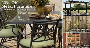 Smith And Hawken Teak Patio Furniture by Sale Alert 20 Off At Smith U0026 Hawken Popsugar Home