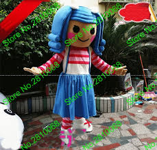 Lalaloopsy Halloween Costumes Qianyiduoo Eva Material Helmet Lalaloopsy Mascot Costume