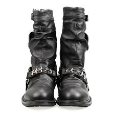 mens motorcycle riding boots rambleshoes rakuten global market cowhide leather mens boots