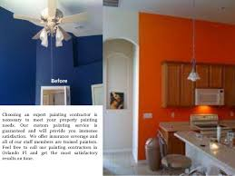 painting companies in orlando use custom painting contractors in orlando fl