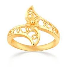gold ring design 22kt gold indian ring rilg2936 22kt gold ring indian ring