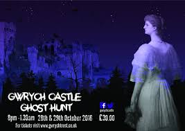gwrych castle preservation trust gwrych castle ghost hunt
