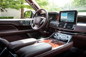 lincoln navigator interior 2016 lincoln 2019 2020 lincoln navigator extended length dashboard